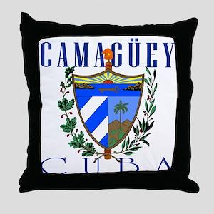 Camaguey Throw Pillow
