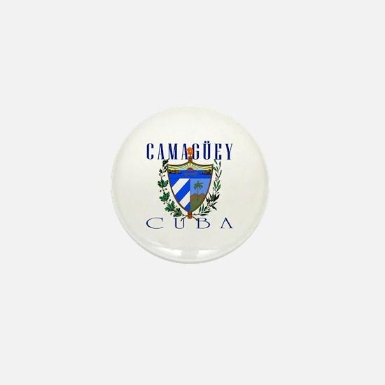 Camaguey Mini Button