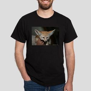 Flash the fennec fox Dark T-Shirt