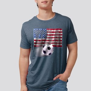 Soccer Flag USA T-Shirt