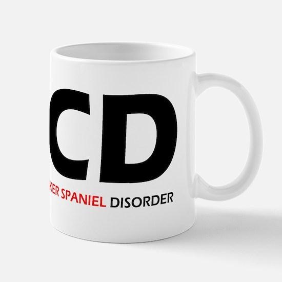 Obsessive Clumber Spaniel Mug