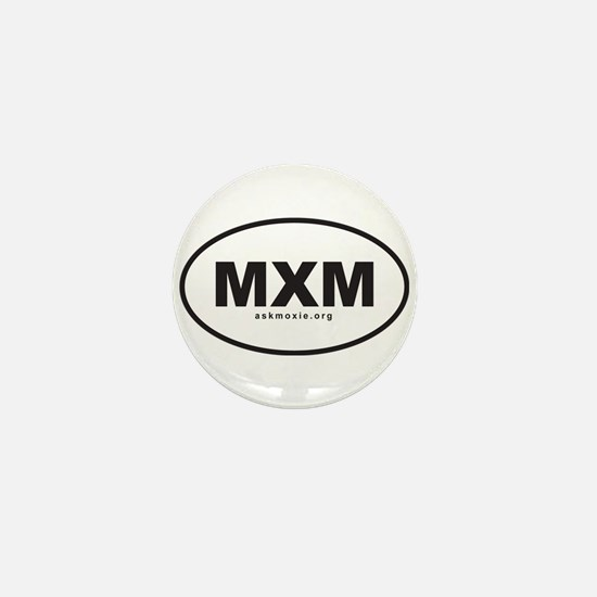 Cute Moxie Mini Button