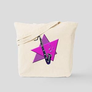 Bass Clarinet Tote Bag