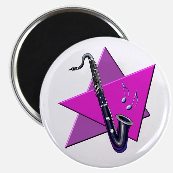 Bass Clarinet Magnet