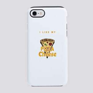 Pizza Cheese iPhone 8/7 Tough Case