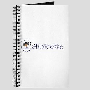 Amicette Curls Journal