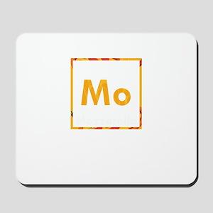 Mo Mozzarella Pizza Mousepad