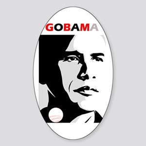 Obama Oval Sticker