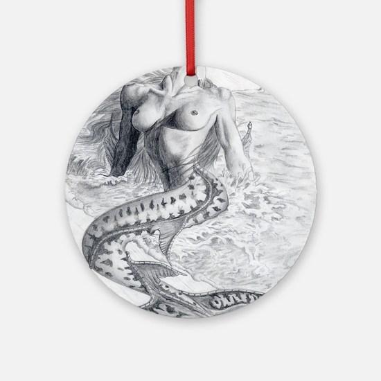 Mermaid Dreams Keepsake (Round)