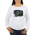 Alpine Chalet Women's Long Sleeve T-Shirt