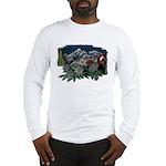 Alpine Chalet Long Sleeve T-Shirt