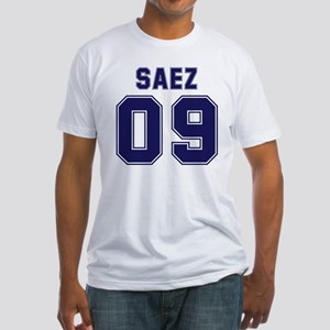 Saez 09 Fitted T-Shirt