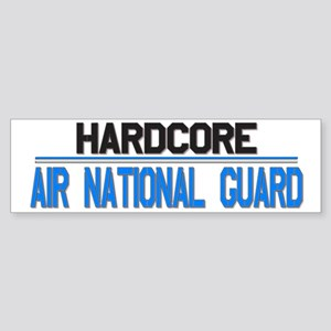 Hardcore Air Guard Bumpersticker
