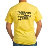 CH-01 Yellow T-Shirt