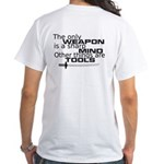 CH-01 White T-Shirt