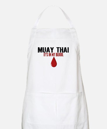 In My Blood (Muay Thai) BBQ Apron