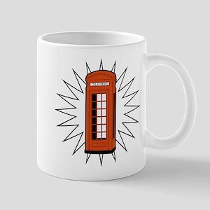 Telephone Box Mug