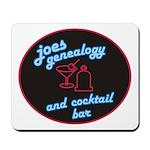 Joes Genealogy Bar Mousepad