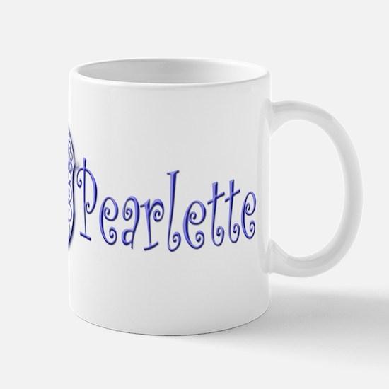 Pearlette Curlz Mug