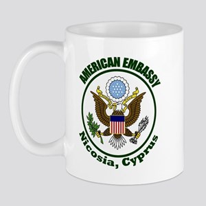 Diplomatic Pickle Mug