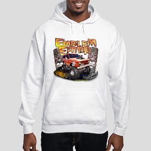 Emblem Eater Hooded Sweatshirt