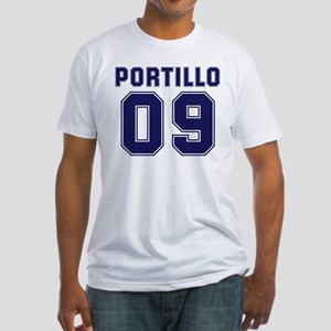 Portillo 09 Fitted T-Shirt