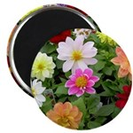 "Lovely Flowers 2.25"" Magnet (10 pack)"