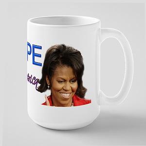 Large Mug Obama Hope for America