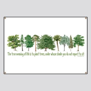 Plant a Tree Banner