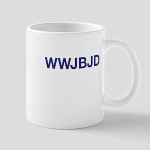 WWJBJD Mug