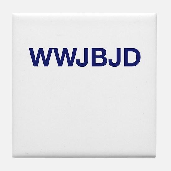 WWJBJD Tile Coaster