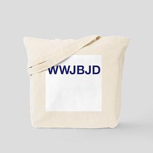 WWJBJD Tote Bag