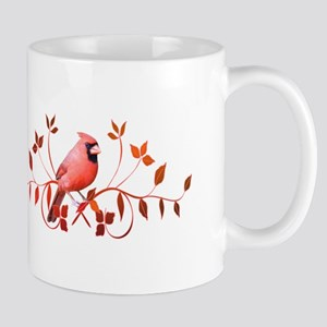 Graceful Cardinal Mug