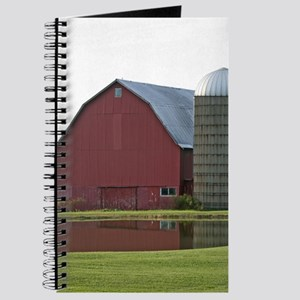 Barn At The Pond Journal