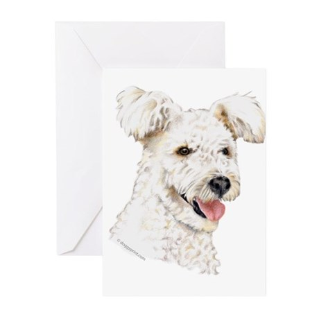 Pumi Greeting Cards (Pk of 10)