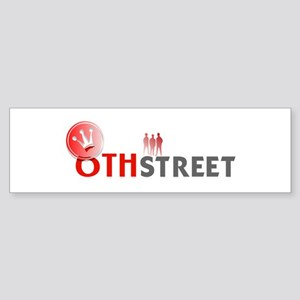 6th Street Crown Bumper Sticker