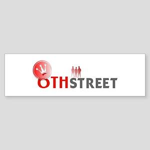 6th Street Crown Bumper Sticker
