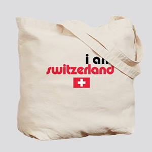 I Am Switzerland Tote Bag