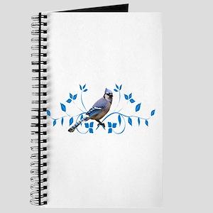 Regal Blue Jay Journal