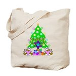 Christmas and Hanukkah Tote Bag