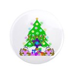 """Christmas and Hanukkah 3.5"""" Button (100 pack)"""