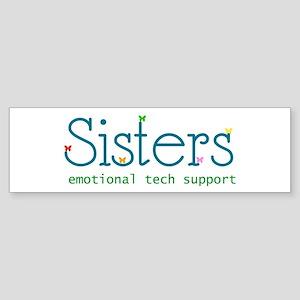 Sisters Bumper Sticker