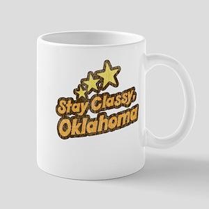 Stay Classy, Oklahoma Mug