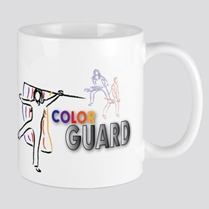 color guard design cafepress 1 Mugs