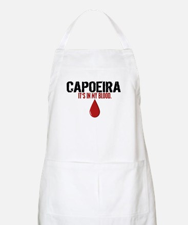 In My Blood (Capoeira) BBQ Apron