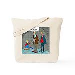 Little Dutch Boy Labor Violation Tote Bag
