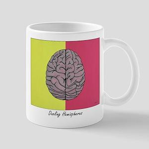 Dueling Hemispheres Mug