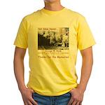 Thanks W Yellow T-Shirt