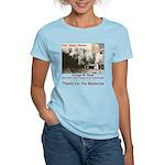 Thanks W Women's Light T-Shirt
