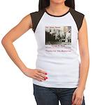 Thanks W Women's Cap Sleeve T-Shirt